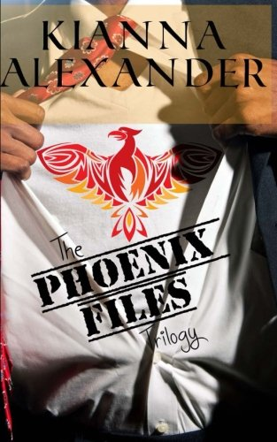 book cover of Phoenix Files Trilogy