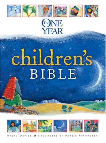 The One Year Children's Bible (One Year Books) pdf epub