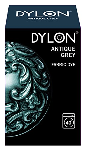 DYLON Antique Grey Machine Dye 200g Spotless Punch Limited