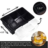 Ice Cube Silicone Tray by Need It - The Ultimate Set: Ice Balls, Ice Cube Molds and Large Square Ice Cube Tray