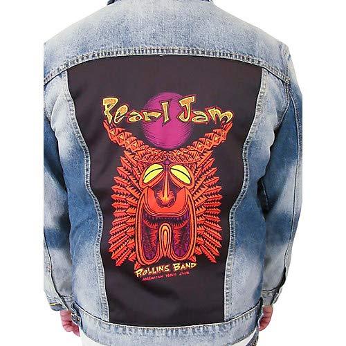 Pearl Jam - Tiki Torch - Boys Denim Jacket