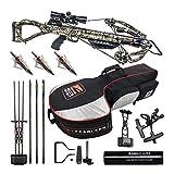 Killer Instinct Hero 380 FPS Crossbow Kit with...