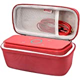 BOVKE Case for SoundBox Touch Wireless Bluetooth V4.0 Portable Speaker Protective Hard EVA Travel Shockproof Carrying Case Cover Storage Pouch Bag, Red