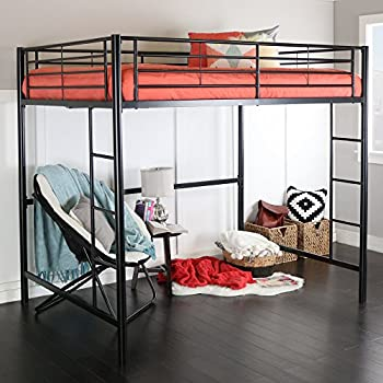 Amazon Com Coaster Fine Furniture 460023 Loft Bed With