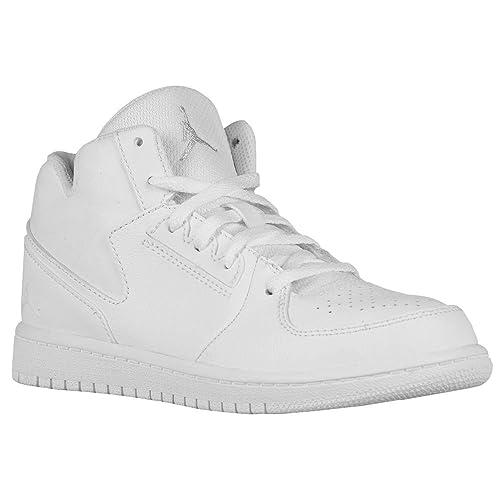 separation shoes ce160 f1456 Nike Pre-School Boys Jordan 1 Flight 3 Sneakers White Size 2 (D)   Amazon.ca  Shoes   Handbags