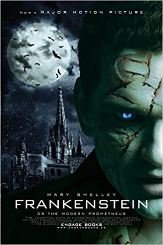 Book Frankenstein: Complete, Original Text (Engage Books)