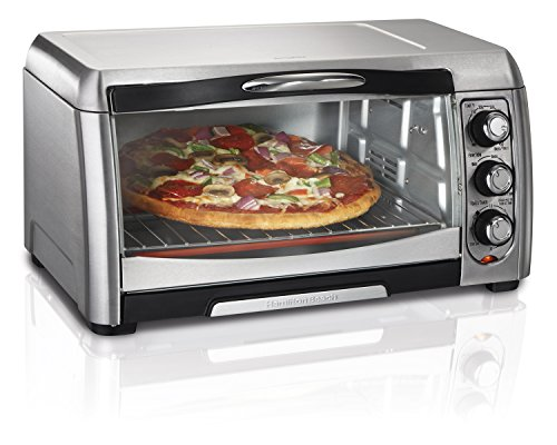 Hamilton Beach (31333) Toaster Oven, Convection Oven, Electric, Stainless ()