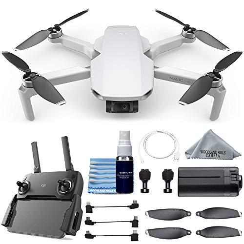 DJI Mavic Mini Portable Drone Quadcopter Ultimate Starters Bundle Kit – CP.MA.00000120.01