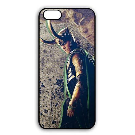 Vogue The Loki US Comics Best Case Protection for iPhone 7 - 4.7 Inch, Custom iPhone 7 Ultra Thin Cell Phone Casing For Boys