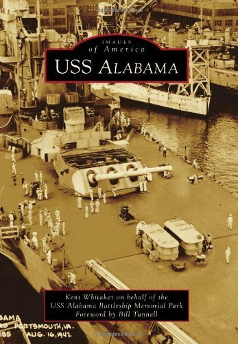 (USS Alabama (Images of America) by Kent Whitaker on behalf of the USS Alabama Battleship Memorial Park (2013-08-05))