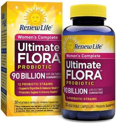 Renew Life Complete Probiotic Ultimate