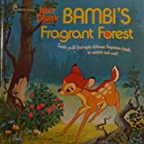 img - for Bambi's Fragrant Forest (Golden Scratch & Sniff Book) book / textbook / text book