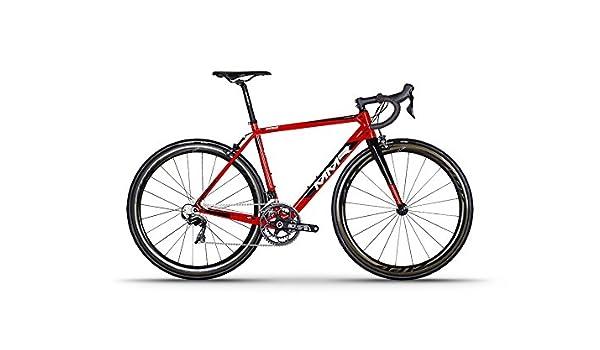 MMR MIRACLE RS Bicicleta Rojo 54 L 2018: Amazon.es: Deportes y ...