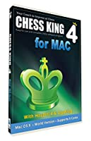 Chess King 4 with Houdini 4 Chess Software for Mac