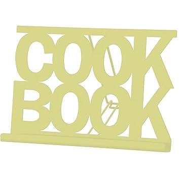 Chef Vida-Leggio da cucina, in metallo, colore: panna: Amazon.it ...