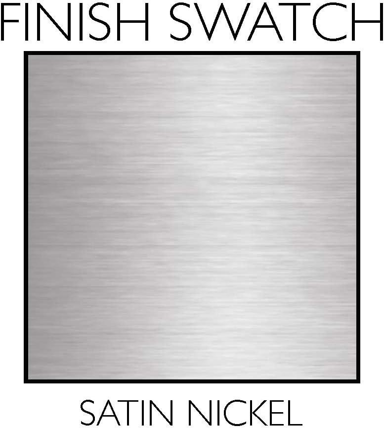 Satin Nickel 5-Pack Design House 181834 Jumbo Hinge Pin Door Stop