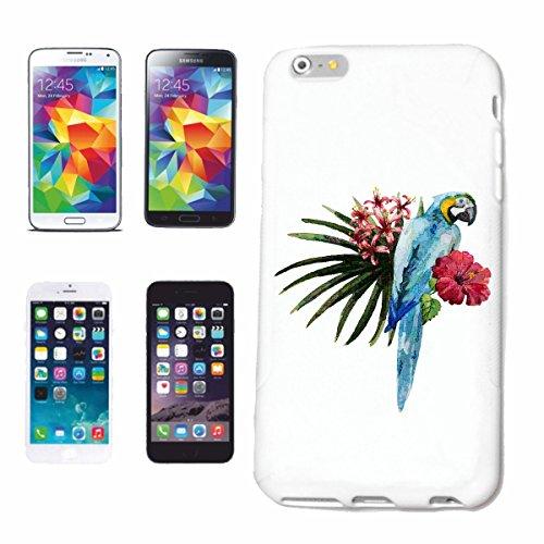 """cas de téléphone iPhone 7+ Plus """"PARROT FLEURI Lifestyle Mode STREETWEAR HIPHOP SALSA LEGENDARY"""" Hard Case Cover Téléphone Covers Smart Cover pour Apple iPhone en blanc"""