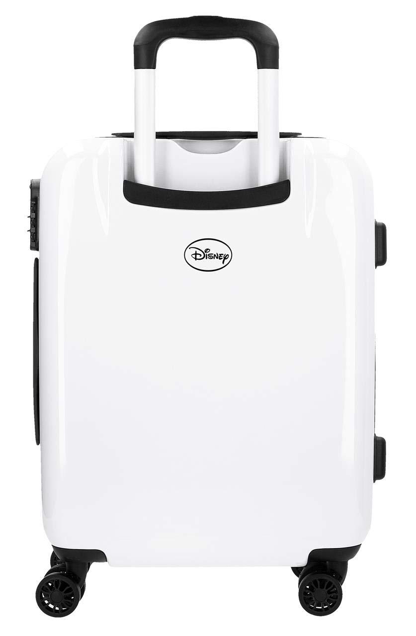 Blanco 38 liters Blanc Disney Style Bagage enfant 55 cm
