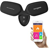 Koogeek Smart Training Gear for Abs and Arms in (Black)