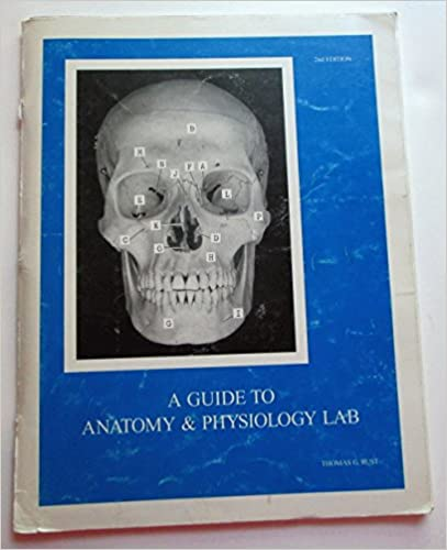 Amazon.com: A Guide to Anatomy and Physiology Lab (9780937029008 ...