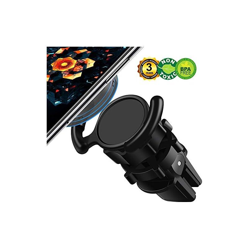 DAXANZ Air Vent Car Mount,clip phone hol
