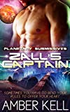 Zall's Captain (Planetary Submissives Book 3)