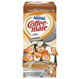 Nestle Coffee-Mate Coffee Creamer Vanilla Caramel, 50 Count