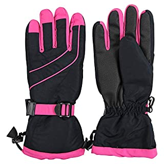 Women's Insulated Waterproof Winter Snow Ski Glove (B00QE61DP0) | Amazon price tracker / tracking, Amazon price history charts, Amazon price watches, Amazon price drop alerts