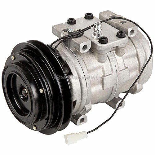 AC Compressor & A/C Clutch For Toyota Corolla Celica 4Runner & Hilux Pickup - BuyAutoParts 60-01287NA NEW