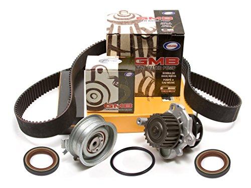 Belt Timing Kit 2l (Evergreen TBK296CWP 98-05 Volkswagen Beetle Golf Jetta 2.0L SOHC Timing Belt Kit GMB Water Pump)
