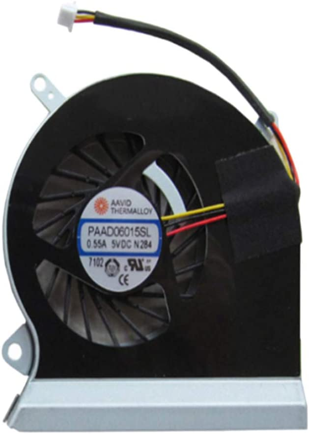 MagiDeal CPU Cooling Fan for MSI GE60 MS-16GA MS-16GC CPU