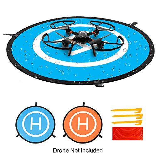Concrete Parking Pad (Drone Landing Pad, Simtoo 29.5