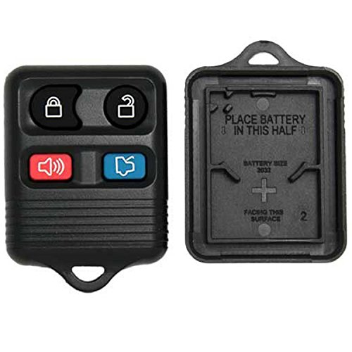 cas-1-new-keyless-entry-4-button-remote-car-key-fob-shell-for-select-ford-lincoln-mercury-with-free-