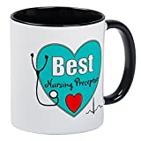 Best Preceptors - CafePress - Best Nursing Preceptor Blue Mugs Review