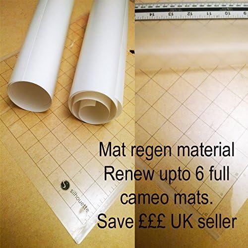 Zurechtschneidbare Matte, selbstregenerierend Genug für 6 x neue Oberflächen.