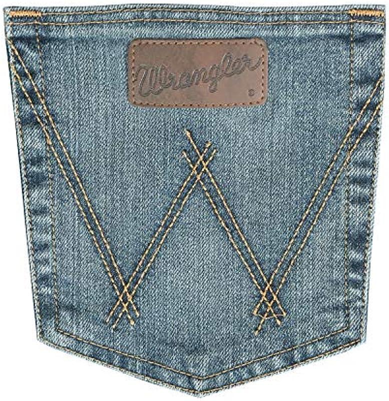 Wrangler Jeansy męskie spodnie: Odzież