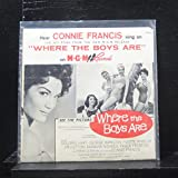 Connie Francis - Where The Boys Are (from MGM film of same name) / No One (7