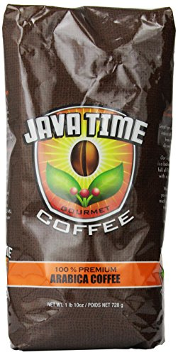 Java Time Gourmet Coffee, 26-Ounce
