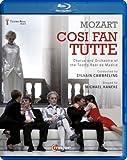Mozart: Cosi Fan Tutte [A. Fritsch, P. Gardina, K. Avemo, J.F. Gatell, A. Wolf] [C Major: 714604] [Blu-ray] [2013] [Region A & B]