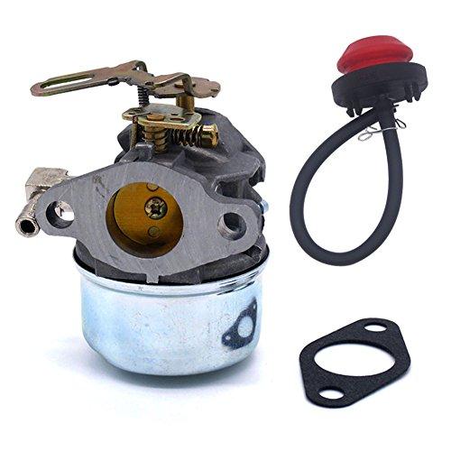 snow blower carburetor gasket - 4