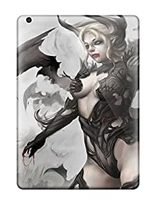 For Ipad Case, High Quality Demon Girl Fantasy Abstract Fantasy For Ipad Air Cover Cases