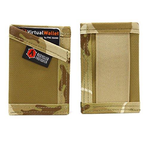 Hypalon Sergeant Front Pocket Wallet (COYOTE-ARID)