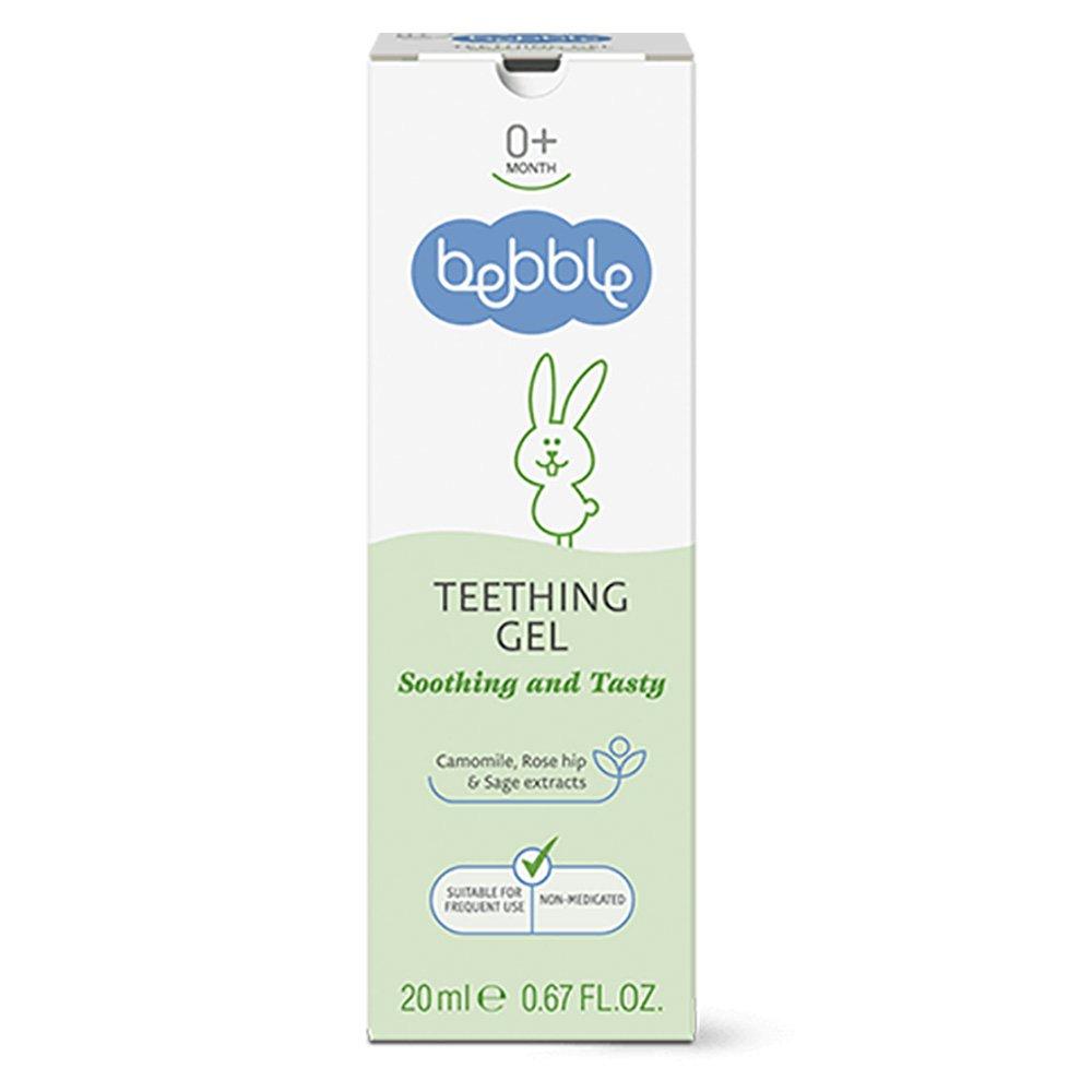 Bebble Baby pflegendes und beruhigendes Zahngel 20ml Lavena 10520012