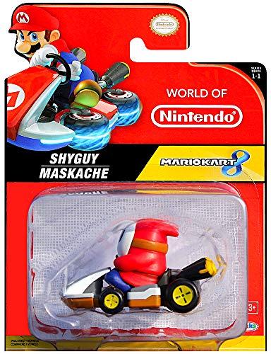Shy Guy Super Mario Kart 8 Vehicle (Best Mario Kart Vehicle)