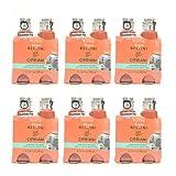 Cipriani White Peach Virgin Bellini Mix 4 -6.09 fl oz (Pack of 6)