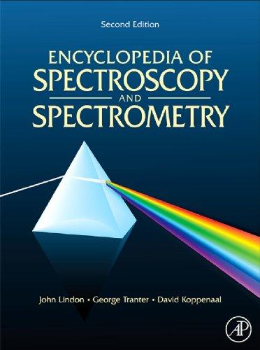 Encyclopedia of Spectroscopy and Spectrometry: Online Pdf