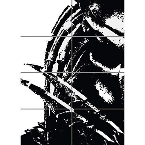 Doppelganger33 LTD The Predator Movie Giant Wall Art Print Picture Poster G1204