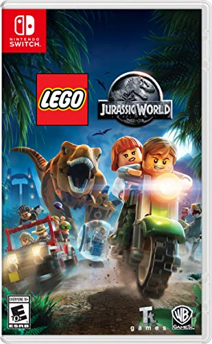 Lego Jurassic World, Nintendo Switch, Warner Bros. Interactive, 883929690527