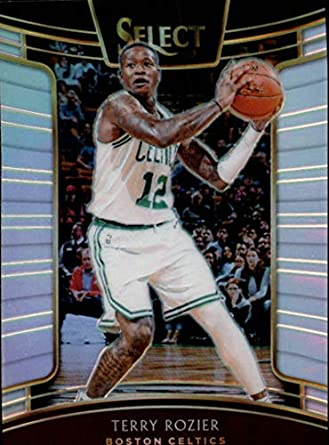 brand new 59274 45949 Amazon.com: 2018-19 Panini Select Silver Prizm Basketball ...