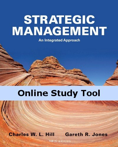 CourseMate (with Career Transitions 2.0) for Hill/Jones' Strategic Management Theory: An Integrated Approach, 10th Edition (Strategic Management An Integrated Approach 10th Edition)